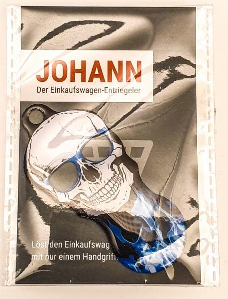 Johann - Der Einkaufswagenlöser