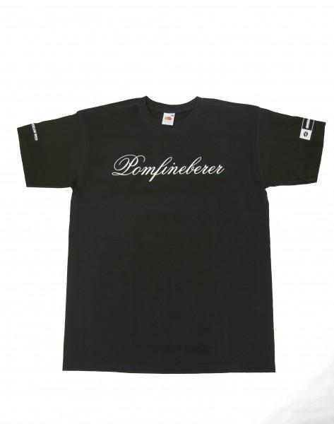 """T-Shirt """"Pomfüneberer"""""""