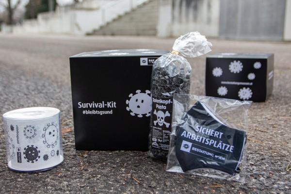 Corona Survival Paket 1 - mit Nudeln
